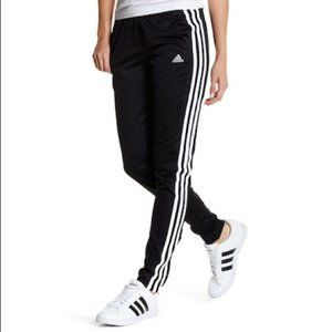Adidas T10 Classic 3 Stipe Tapered Track Pants